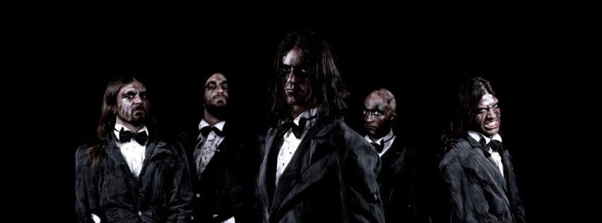 Fleshgod Apocalypse feat the Veleno Quartet, The Agonist on 3/20