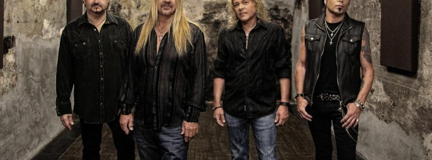 Y&T w/ MindMaze at Baltimore Soundstage on 2/18
