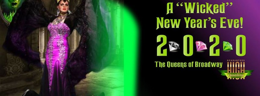 A 'Wicked' New Year's Eve with The Queens of Broadway