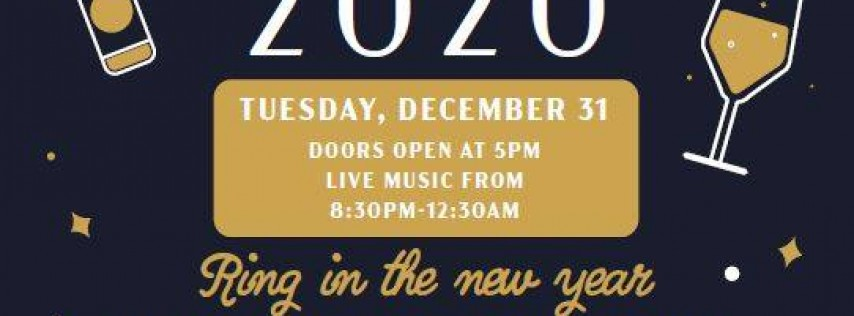 New Year's Eve 2020 Celebration!