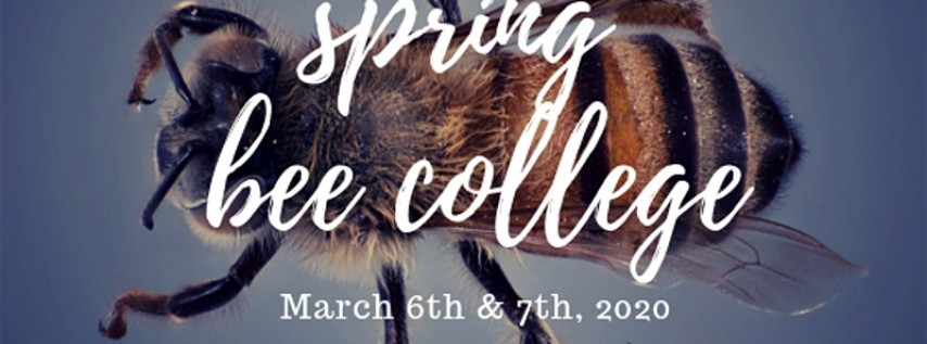 Spring Bee College 2020