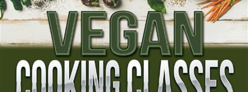 VEGAN TEA TIME COOKING DEMO WITH CHEF MAGGIE
