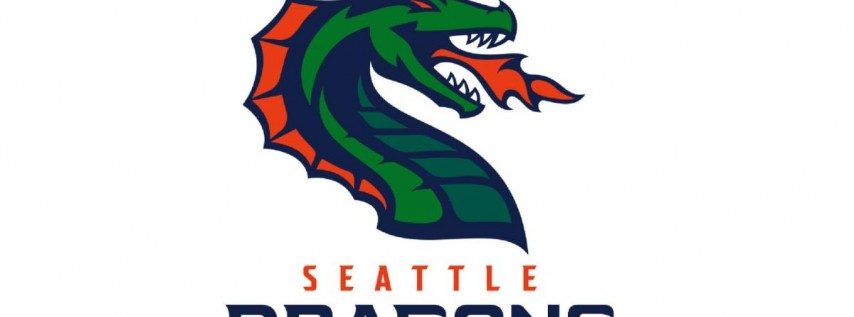 Seattle Dragons vs. Tampa Bay Vipers