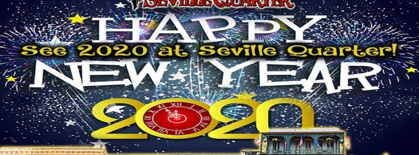 2020 New Year's Eve Celebration