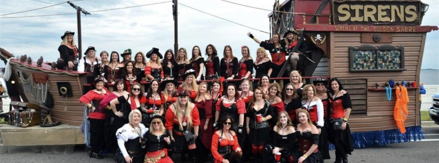 2020 Gasparilla Parade of Pirates!