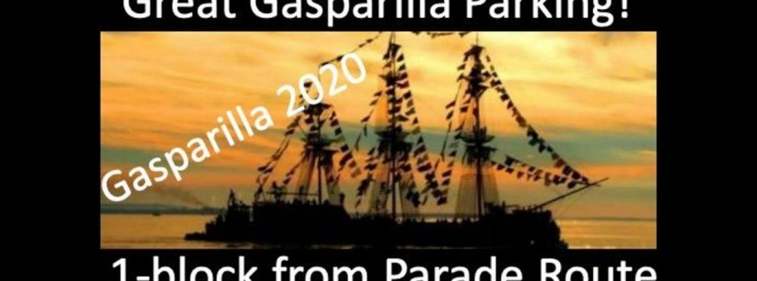 Great Gasparilla Parade Parking!