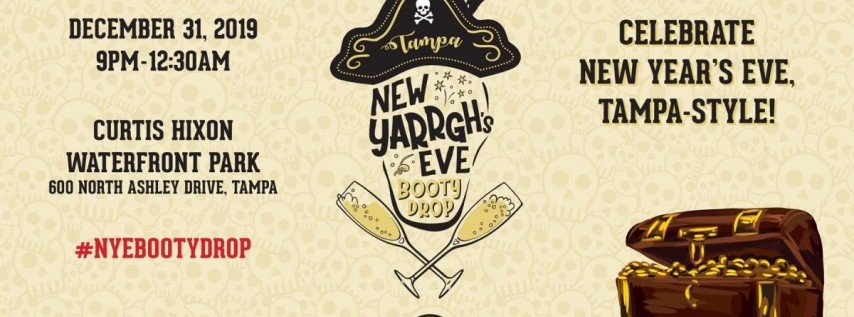 New Yarrgh's Eve Booty Drop
