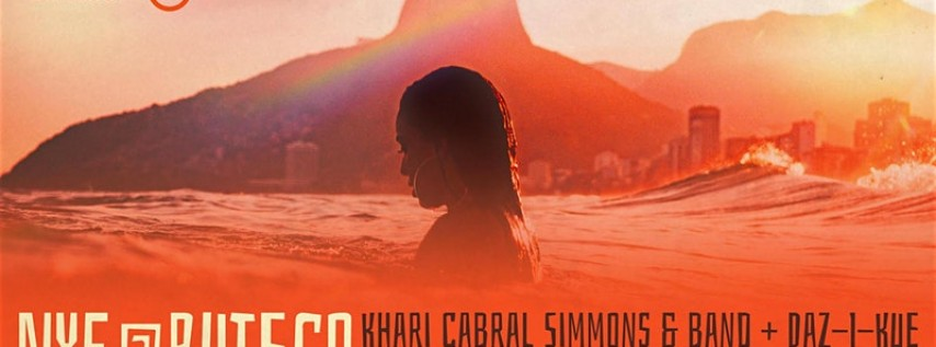 NYE @ Buteco: Live House Music feat. Khari Cabral Simmons & band