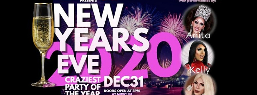 New Years Eve at MidiCi