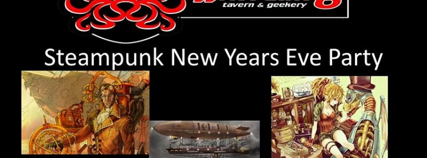 New Year's Eve Steampunk Ball
