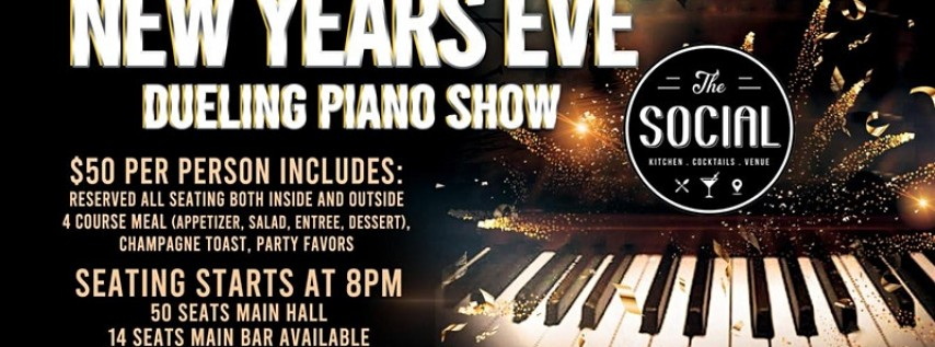 New Years Eve Dueling Pianos