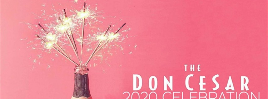 2020 Don CeSar New Year's Celebration!
