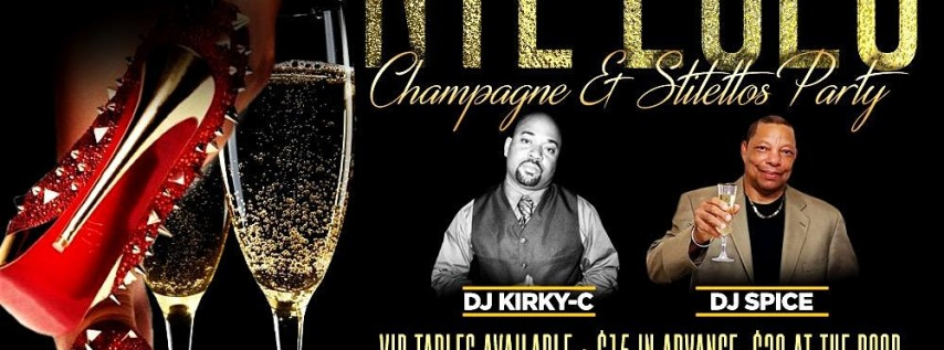 Champagne & Stilettos New Year's Eve Bash