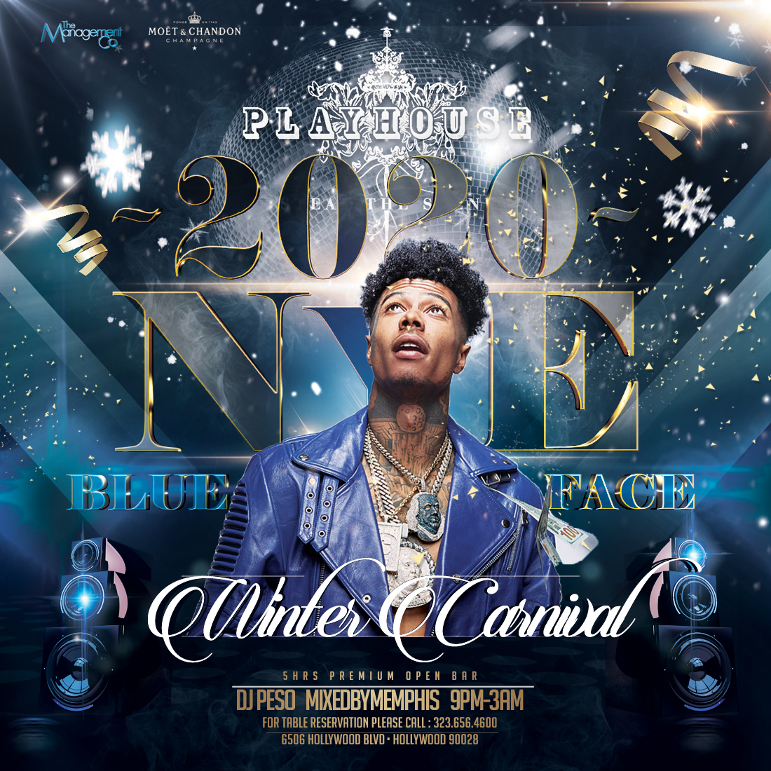 Blueface | Playhouse Nightclub New Years Eve 2020