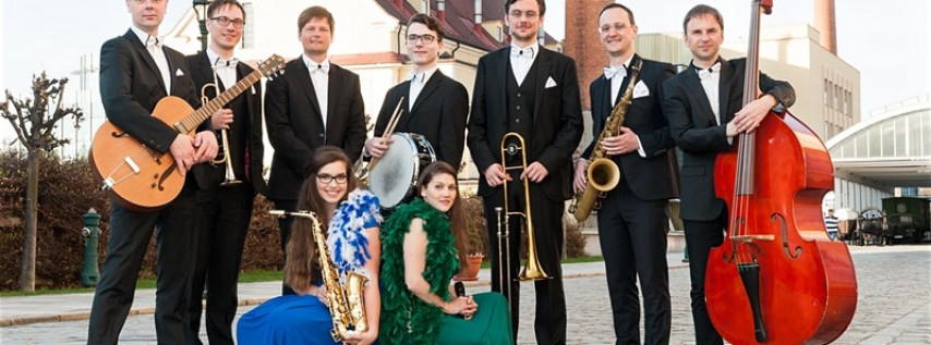 Swinging to Freedom: Pilsner Jazz Band
