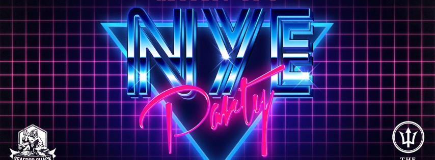 Absolut 80's NYE Party at The Shack