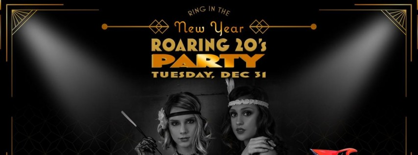 Roaring 20's NYE Party