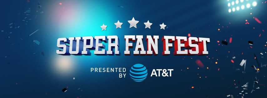 Super Fan Fest in Wynwood Miami