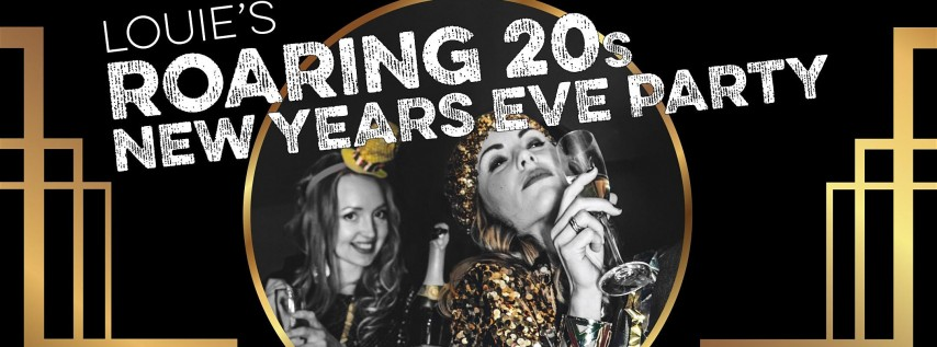 NYE 2019 Louie's Roaring 20's Party at Bar Louie Tampa