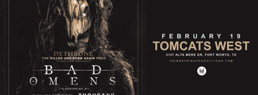 Bad Omens at Tomcats West