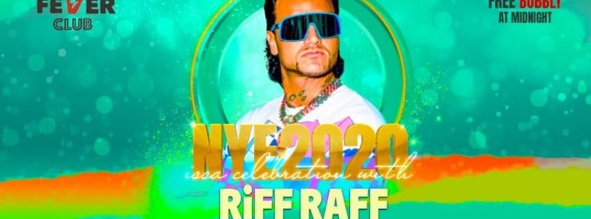 Riff Raff At Fever Club Nye