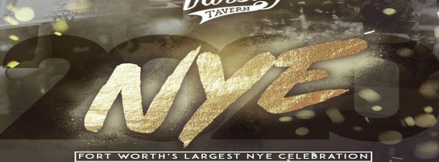 NYE 2020 at Varsity Tavern