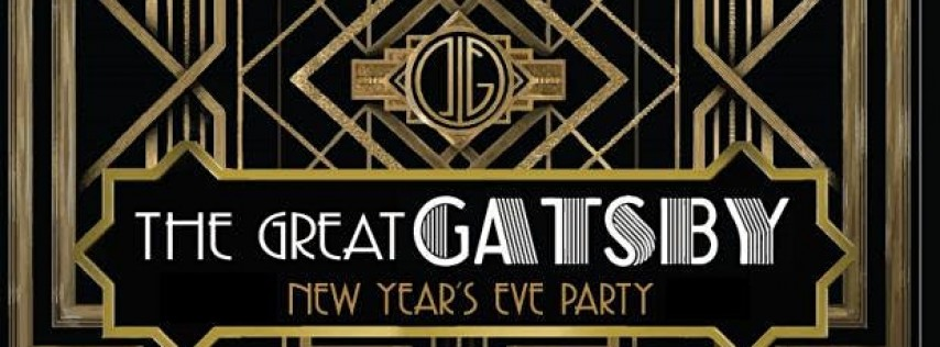 New Years Eve Gatsby Party