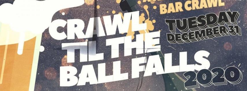 Crawl Til the Ball Falls: Seattle NYE 2020 Bar Crawl