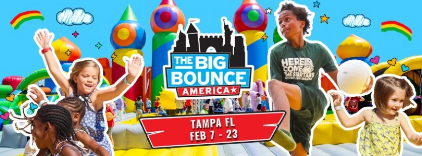 Big Bounce America 2020 | Tampa FL