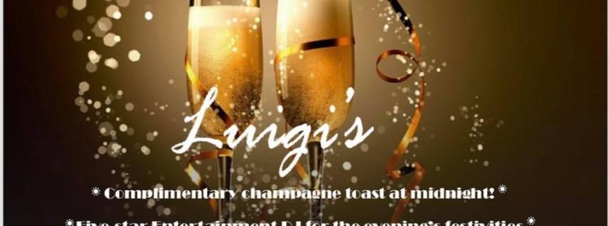 New Year's Eve at Luigi's Italian Chophouse and Bar