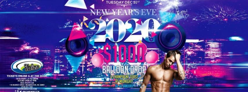 Ibiza's New Year's Eve Party