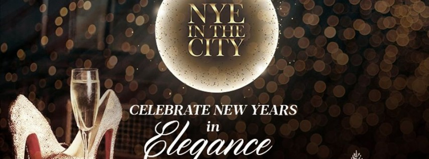 NYE in the City at Four Seasons Hotel / New Years Eve 2020