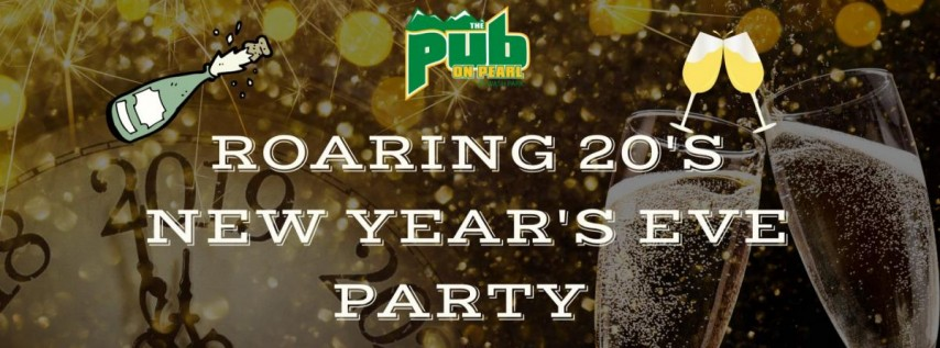 Pub on Pearl's Roaring 20's New Year's Eve Party