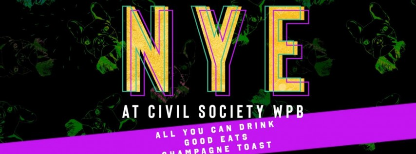 Civil Society New Year's Eve Party