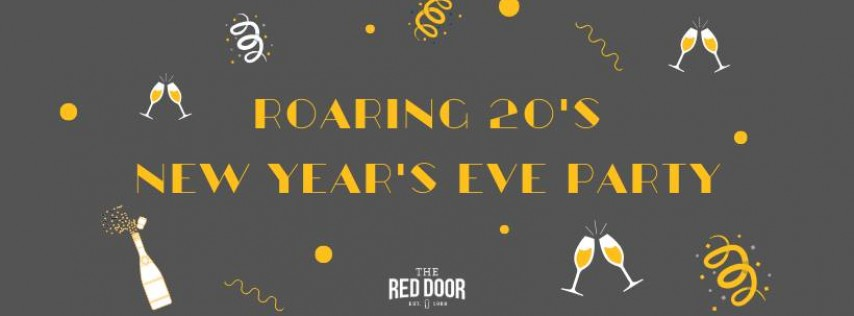 Roaring 20's New Year's Eve