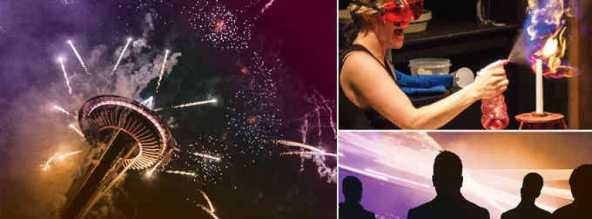 Spectra NYE: Fireworks, First Drink & More