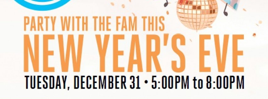 Family New Year's Eve Party