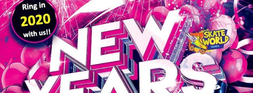New Years Eve Family SKate, Tampa FL - Dec 31, 2019 - 5:00 PM