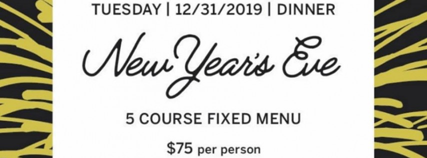 New Year's Eve at Rooster & The Till
