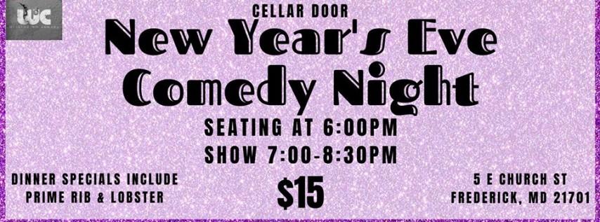 NYE Comedy Night