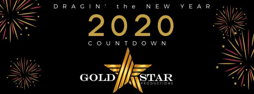Dragin' the New Year 2020 Countdown