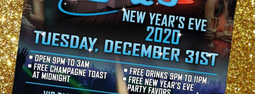 Razzle's 2020 New Year's Eve Party