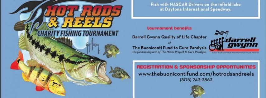 Hot Rods & Reels Charity Fishing Tournament