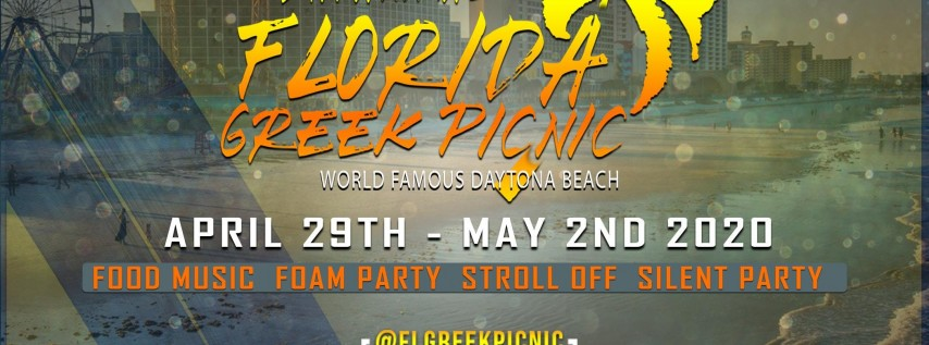 5th Annual Florida Greek Picnic