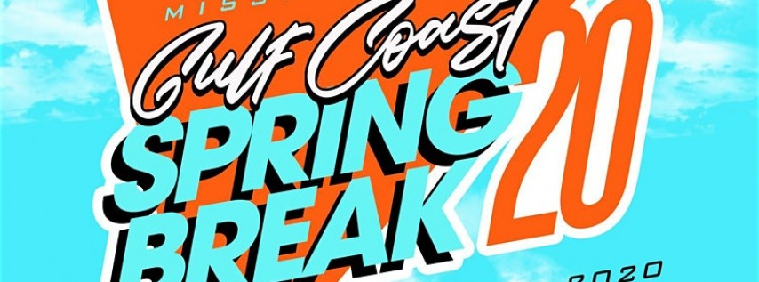 Ms Gulf Coast Spring Break LINK UP - DAY + POOL Party - SUNDAY April 5-