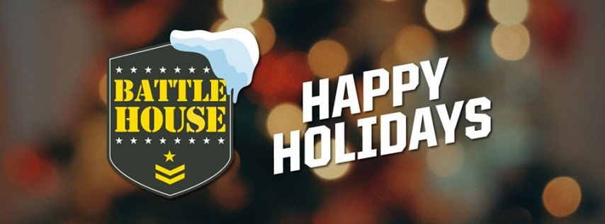 Holiday Hours at Battle House