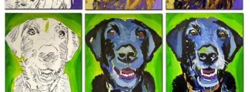 Paint Your Pet at Olde Saltys