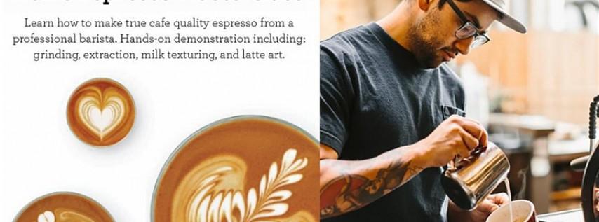 Intro to Home Espresso Presented by Breville - Dallas, TX