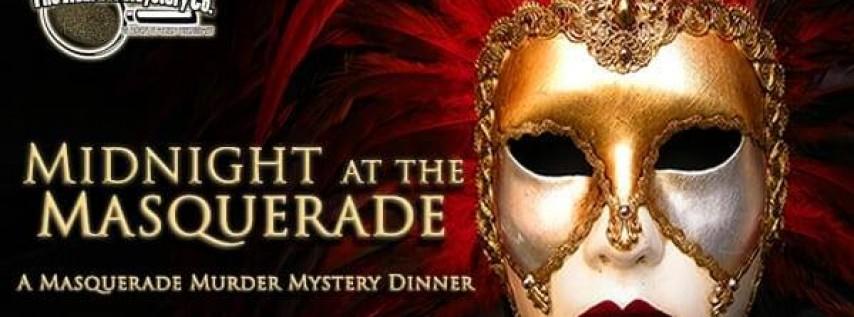 Masquerade Murder Mystery Dinner