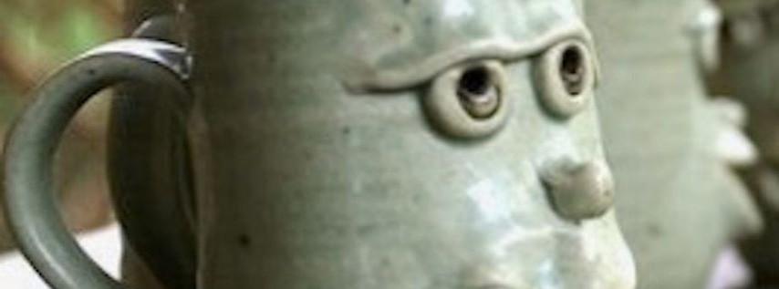 Wicked Barley: Ceramic Face Mug